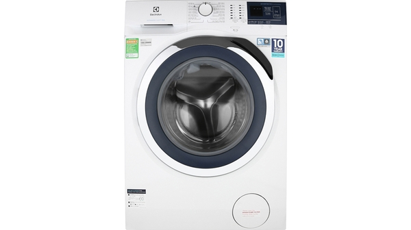 Máy giặt Electrolux Inverter 9 kg EWF9024BDWA mặt chính diện