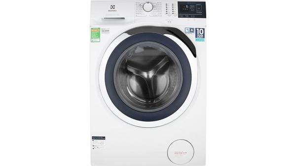Máy giặt Electrolux Inverter 9 kg EWF9024BDWB mặt chính diện