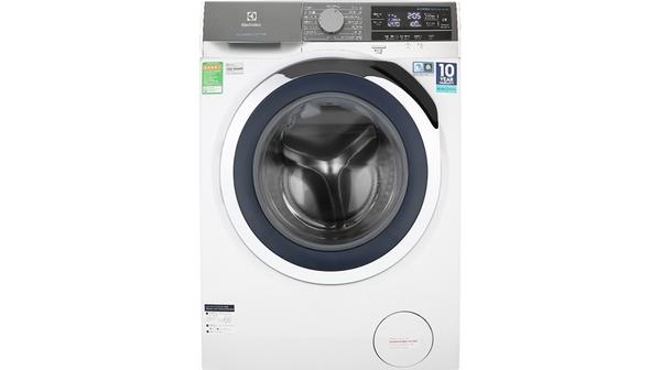 Máy giặt Electrolux Inverter 10 kg EWF1023BEWA mặt chính diện