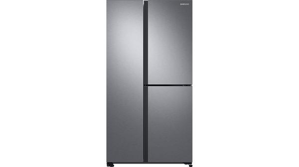 Tủ lạnh Samsung Inverter 670 lít SBS RS63R5571SL giá hấp dẫn tại Nguyễn Kim