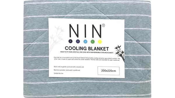 Mền Cooling Blanket Nin House 180x200cm giá rẻ tại Nguyễn Kim