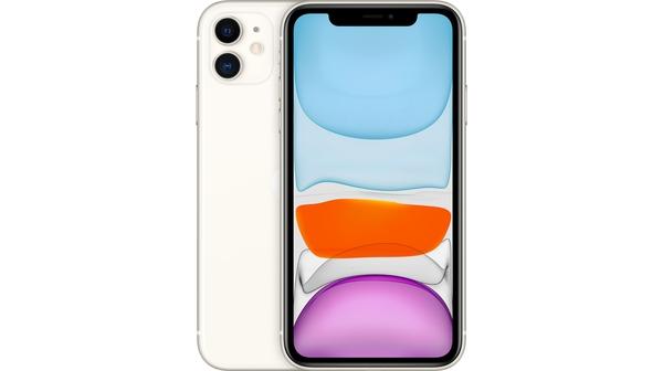 Điện thoại iPhone 11 64GB Trắng