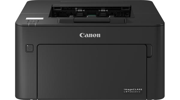Máy in Canon LBP161 DN+ đen mặt chính diện