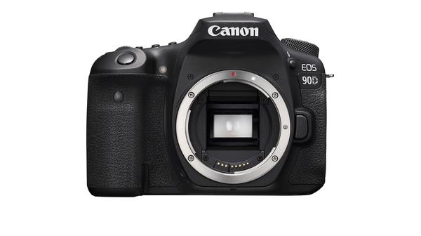 Thân máy ảnh Canon EOS 90D DSLR giá rẻ tại Nguyễn Kim