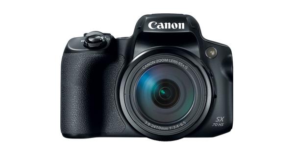 Máy ảnh Canon PowerShot SX70 HS giá rẻ tại Nguyễn Kim