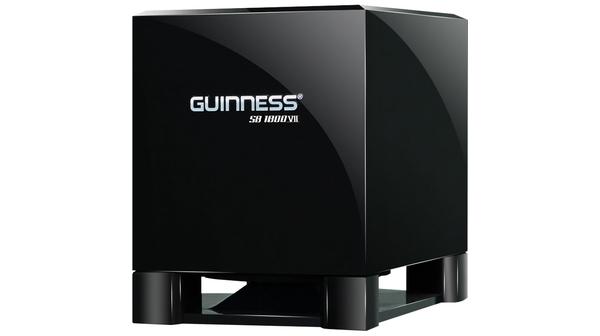Loa Guinness Subwoofer SB-1800VII truyền tải âm thanh mạnh mẽ