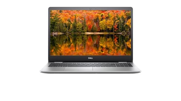 Laptop Dell Inspiron 15 5000 5593 N5I5461W mặt chính diện