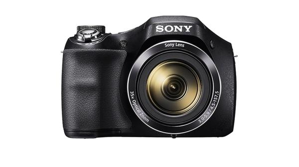Máy ảnh Sony DSC-H300 E32 ống kính zoom mạnh mẽ