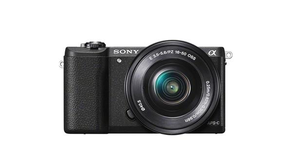 Máy ảnh Sony KTS ILCE-5100L/BAP2 chụp ảnh chuyên nghiệp, giá tốt tại Nguyễn Kim