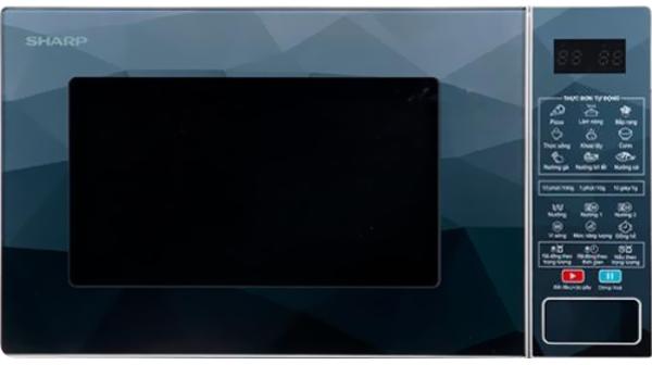 Lò vi sóng Sharp 23 lít R-G378VN-CS đa chức năng