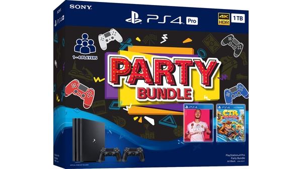Bộ máy chơi game Sony PS4 Pro Party CUH-7218B PTY