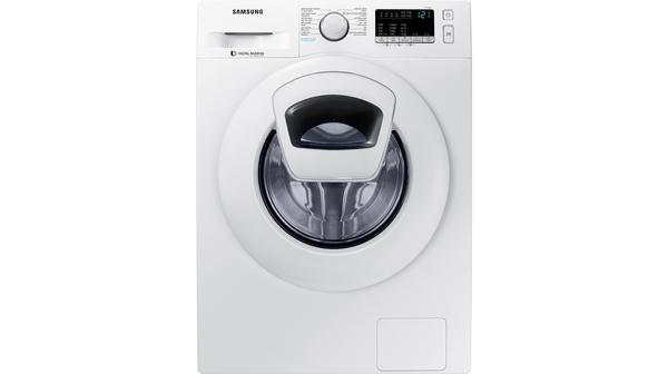 Máy giặt Samsung Inverter 9 Kg WW90K44G0YW/SV mặt chính diện