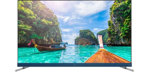 Android Tivi TCL 4K 55 inch L55C8 chính hãng, giá rẻ tại Nguyễn Kim