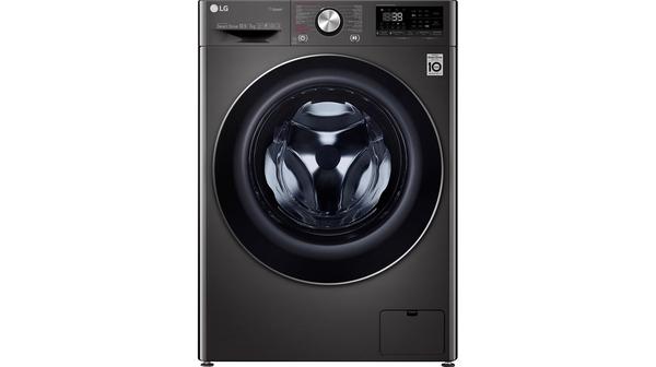 Máy giặt sấy LG Inverter 10.5 kg FV1450H2B mặt chính diện