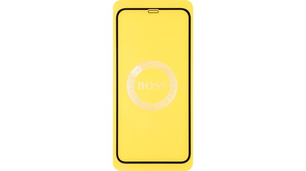 Miếng dán full màn hình 4D/5D iPhone XR (Đen)