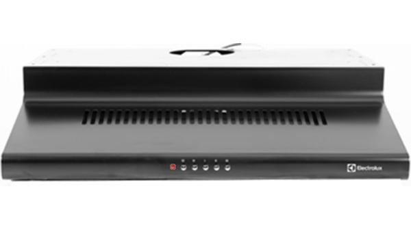 Máy hút mùi Electrolux EFT6510K màu đen, được thiết kế nhỏ gọn
