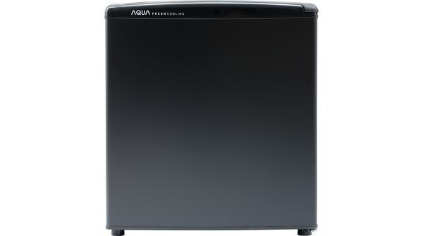 Tủ lạnh Aqua 50 lít AQR-D59FA (BS) mặt chính diện