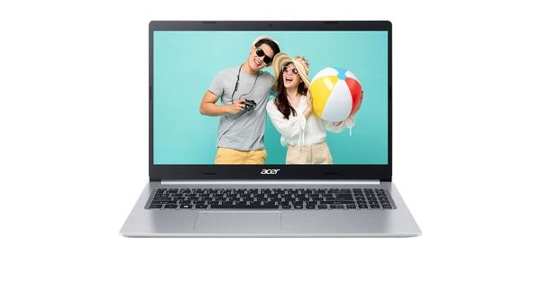 Laptop Acer Aspire 5 A514-53-3821 i3-1005G1 mặt chính diện