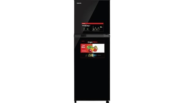 Tủ Lạnh Toshiba Inverter 233 lít GR-A28VM(UKG1) mặt chính diện