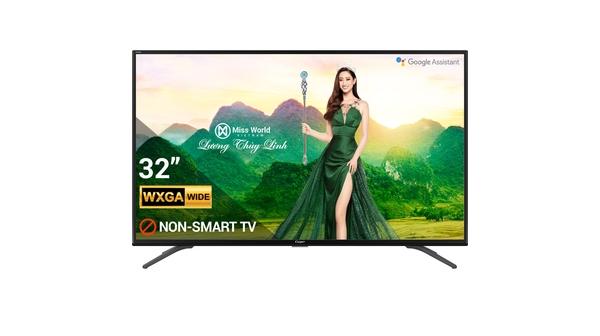 Tivi Casper HD 32 inch 32HN5100 mặt chính diện