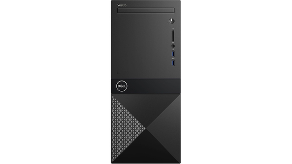 PC Dell Vostro 3671 i3-9100 70205616 mặt chính diện