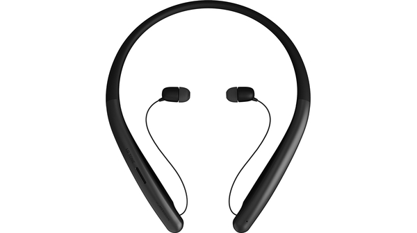 Tai nghe Bluetooth LG HBS-SL6S thiết kế nhỏ gọn, không gây khó chịu khi đeo