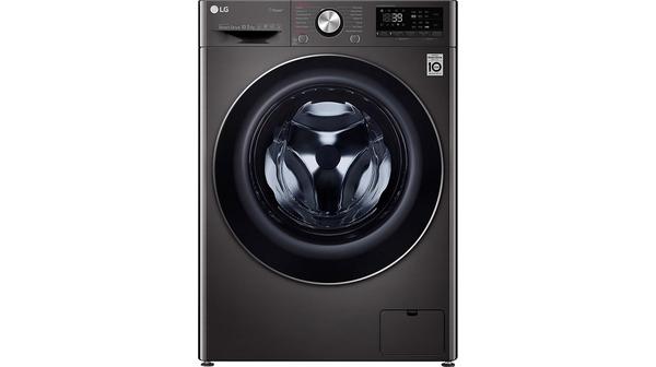 Máy giặt LG Inverter 10.5 kg FV1450S2B mặt chính diện