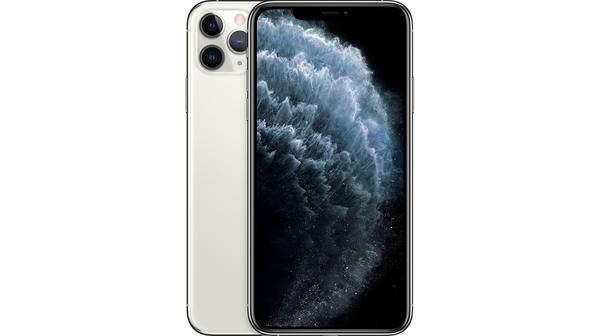 Điện thoại iPhone 11 Pro Max 256GB Bạc giá tốt tại Nguyễn Kim