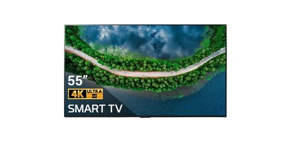 Smart Tivi OLED LG 4K 55 inch OLED55GXPTA mặt chính diện
