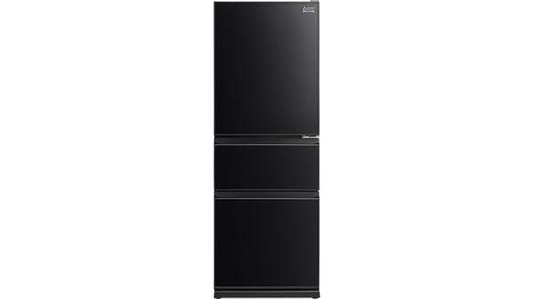 Tủ lạnh Mitsubishi Inverter 365 Lít MR-CGX46EN-GBK-V mặt chính diện