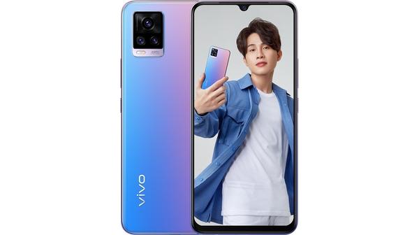 Điện thoại Vivo V20 (8GB/128GB) Xanh hồng