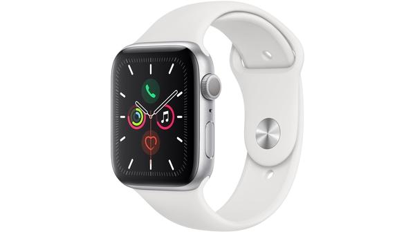 apple-watch-s5-gps-44mm-vien-nhom-bac-day-cao-su-trang-1