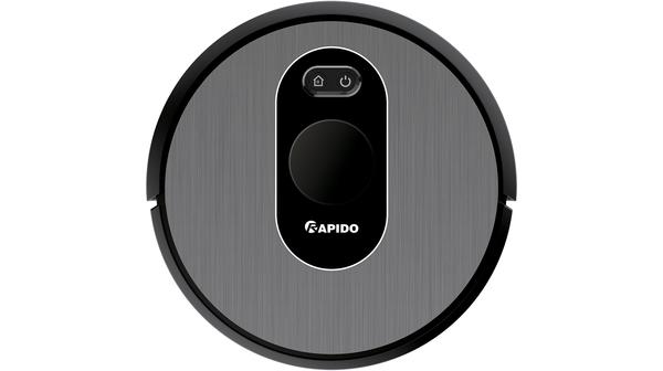 Robot hút bụi Rapido R6S mặt chính diện
