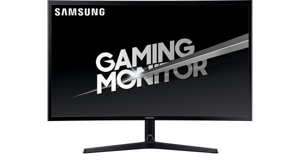 Màn hình Samsung 32 inch LC32JG50FQEXXV mặt chính diện