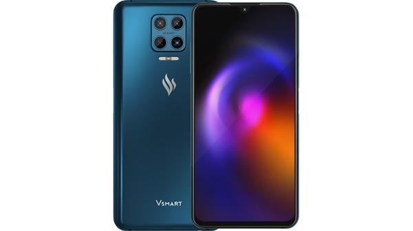 Điện thoại Vsmart Aris 8GB/128GB Lam Thủy Triều tổng quan