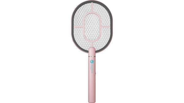 Vợt muỗi Hawonkoo MSH-021-P-TACK-TACK Hồng mặt chính diện