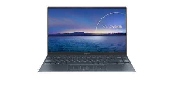 Laptop Asus ZenBook 14 UX425EA i5-1135G7/8GB/512GB BM069T mặt chính diện