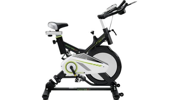 Xe đạp tập thể dục Poongsan BEP- 668 IRIS 04 mặt chính diện