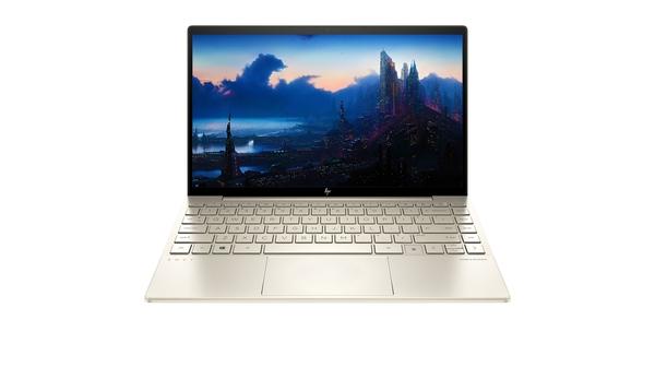 Laptop HP Envy 13-BA1030TU i7-1165G7 13.3 inch 2K0B6PA mặt chính diện
