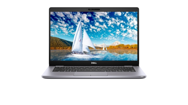 Laptop Dell Latitude 5310 i7-10610U 13.3 inch CTO BASE mặt chính diện