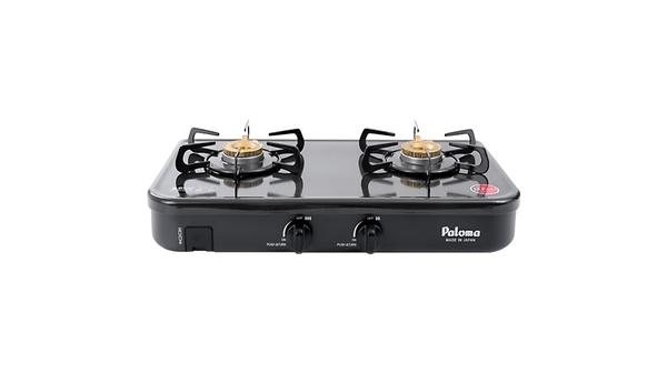 Bếp gas đôi Paloma PA-J51CE tính năng ngắt gas tự động an toàn