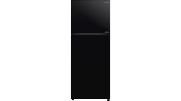 Tủ lạnh Hitachi Inverter 349 lít R-FVY480PGV0 (GBK) mặt chính diện