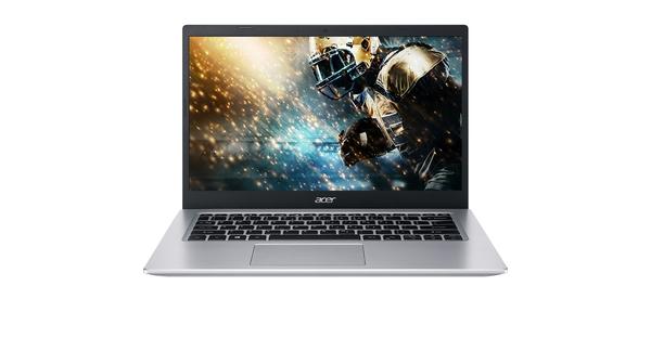 Laptop Acer Aspire 5 A514-54-39KU i3-1115G4 14 inch NX.A23SV.003 mặt chính diện