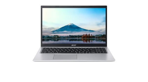 Laptop Acer Aspire A515-56-54PK i5-1135G7 15.6 inch NX.A1GSV.002 mặt chính diện