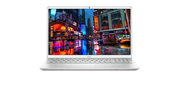 Laptop Dell Inspiron 7501 i7-10750H 15.6 inch X3MRY1 mặt chính diện