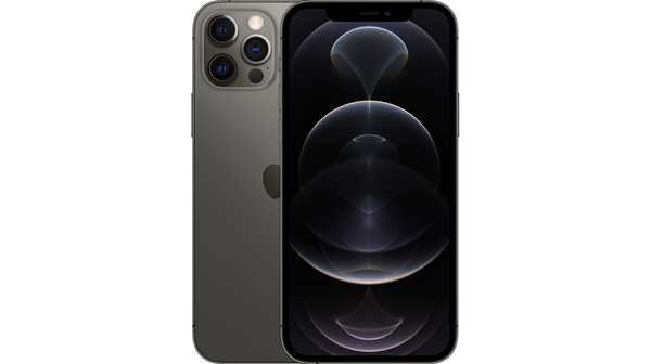 Điện thoại iPhone 12 Pro 256GB Xám mặt chính diện trước sau