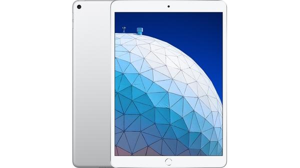 Máy tính bảng iPad Air 10.5 inch Wifi 256GB MUUR2ZA/A Bạc (2019) mặt chính diện trước sau