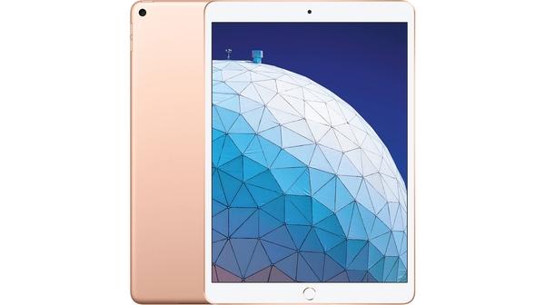 Máy tính bảng iPad Air 10.5 inch Wifi 256GB MUUT2ZA/A Vàng (2019) mặt chính diện trước sau