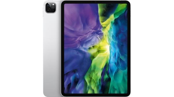 Máy tính bảng iPad Pro 11 inch Wifi 128GB MY252ZA/A Bạc (2020) mặt chính diện trước sau