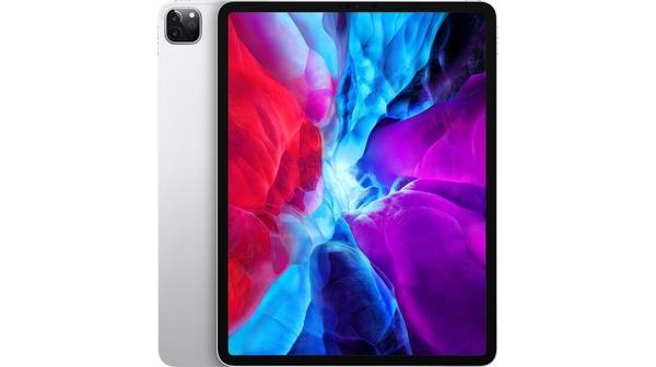 Máy tính bảng iPad Pro 12.9 inch Wifi 128GB MY2J2ZA/A Bạc 2020 mặt chính diện trước sau